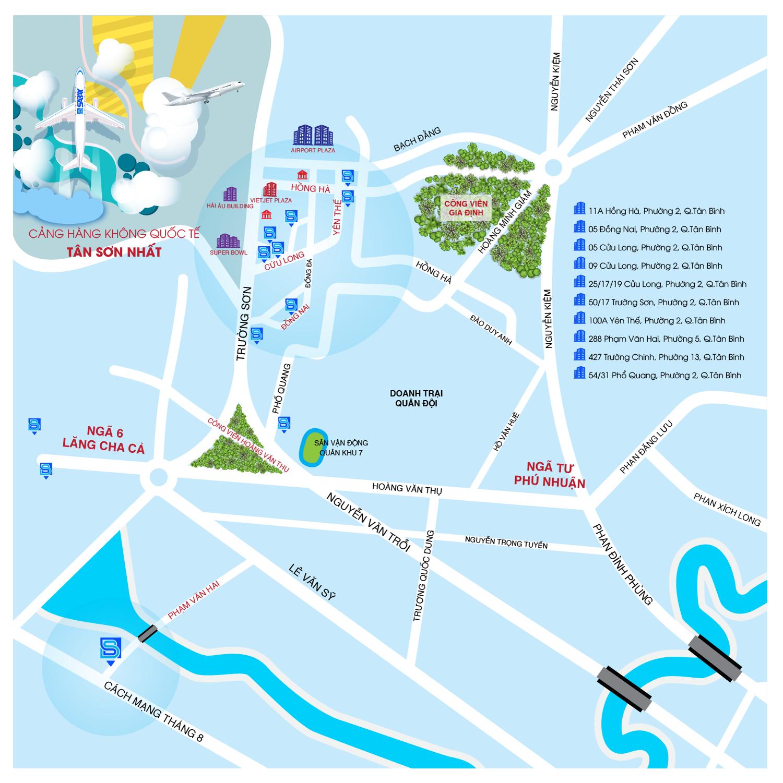 map sabay